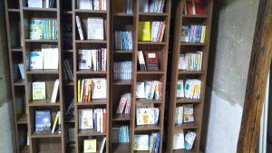 塾 図書館